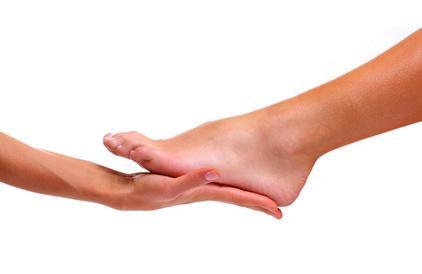 足の健康イメージ